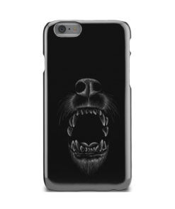 Wolves Howling for Beautiful iPhone 6 Case