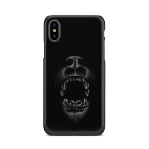 Wolves Howling for Best iPhone X / XS Case