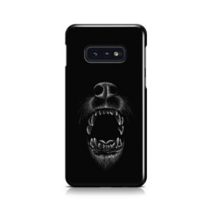 Wolves Howling for Cool Samsung Galaxy S10e Case