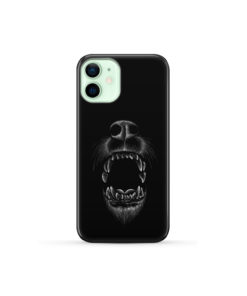Wolves Howling for Custom iPhone 12 Mini Case