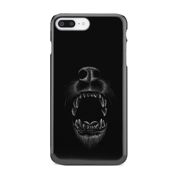 Wolves Howling for Custom iPhone 7 Plus Case Cover