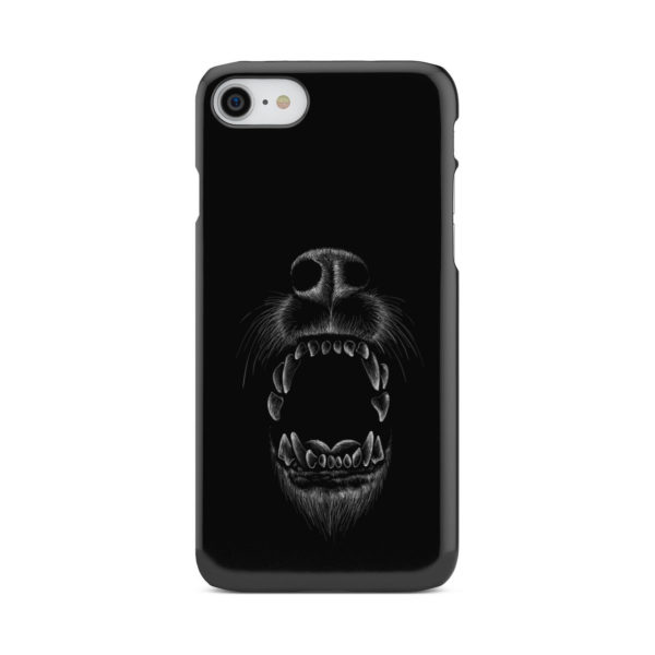Wolves Howling for Custom iPhone 8 Case Cover
