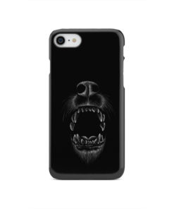Wolves Howling for Custom iPhone SE 2020 Case Cover