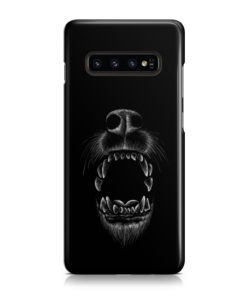 Wolves Howling for Custom Samsung Galaxy S10 Plus Case Cover