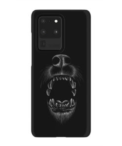 Wolves Howling for Cute Samsung Galaxy S20 Ultra Case