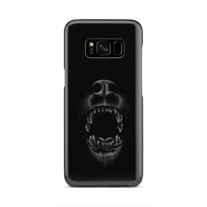 Wolves Howling for Cute Samsung Galaxy S8 Case Cover