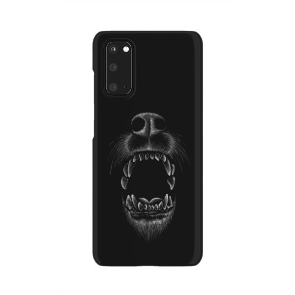 Wolves Howling for Newest Samsung Galaxy S20 Case Cover