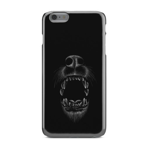 Wolves Howling for Nice iPhone 6 Plus Case