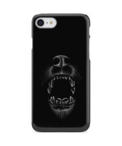 Wolves Howling for Nice iPhone 7 Case Cover
