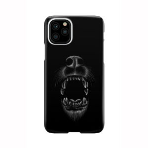 Wolves Howling for Personalised iPhone 11 Pro Case