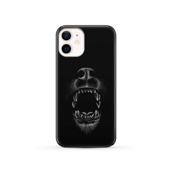 Wolves Howling for Personalised iPhone 12 Case Cover