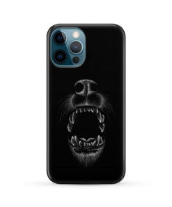 Wolves Howling for Personalised iPhone 12 Pro Max Case Cover