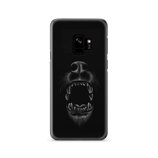 Wolves Howling for Premium Samsung Galaxy S9 Case Cover