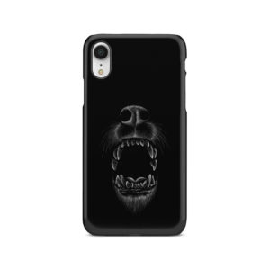 Wolves Howling for Simple iPhone XR Case Cover