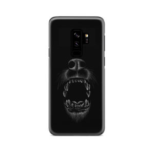Wolves Howling for Stylish Samsung Galaxy S9 Plus Case Cover