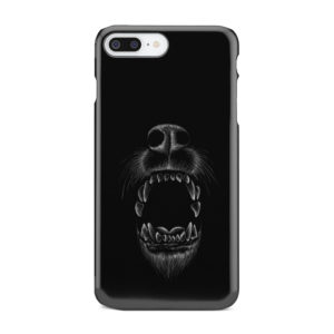 Wolves Howling for Trendy iPhone 8 Plus Case