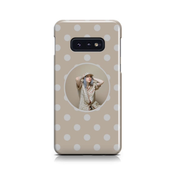 Billie Eilish for Amazing Samsung Galaxy S10e Case