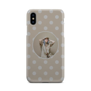 Billie Eilish for Nice iPhone X / XS Case Cover