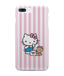 Cute Pink Hello Kitty for Best iPhone 7 Plus Case Cover