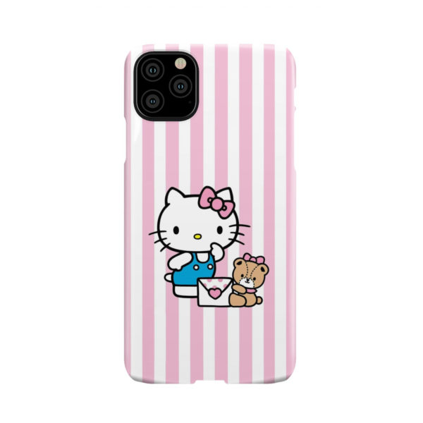 Cute Pink Hello Kitty for Newest iPhone 11 Pro Max Case