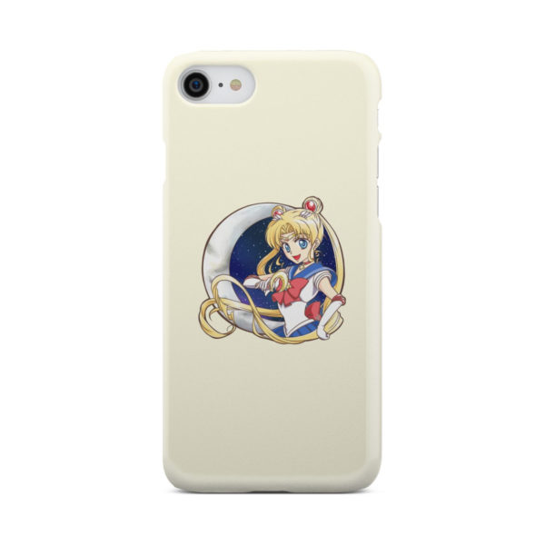 Cute Sailor Moon for Best iPhone 8 Case Cover