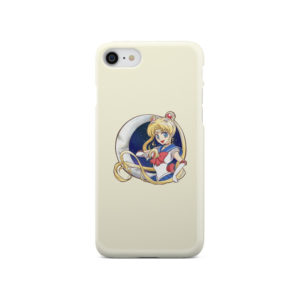 Cute Sailor Moon for Custom iPhone SE 2020 Case Cover
