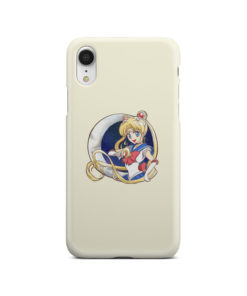 Cute Sailor Moon for Customized iPhone XR Case Cover