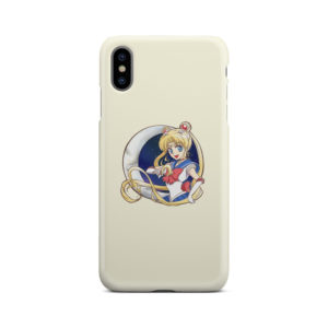 Cute Sailor Moon for Stylish iPhone XS Max Case
