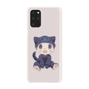 Danganronpa Ryoma Hoshi Chibi for Customized Samsung Galaxy S20 Plus Case