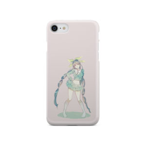 Danganronpa Tenko Chabashira for Customized iPhone SE 2020 Case