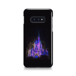 Disney Castle for Beautiful Samsung Galaxy S10e Case