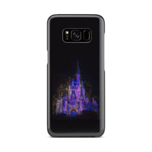 Disney Castle for Cool Samsung Galaxy S8 Case Cover