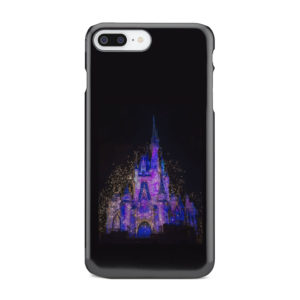 Disney Castle for Newest iPhone 8 Plus Case Cover
