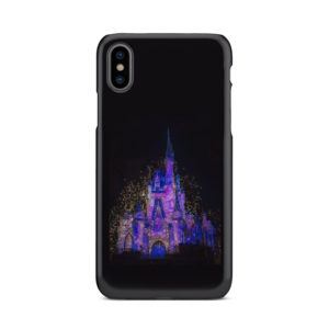 Disney Castle for Newest iPhone X / XS Case Cover