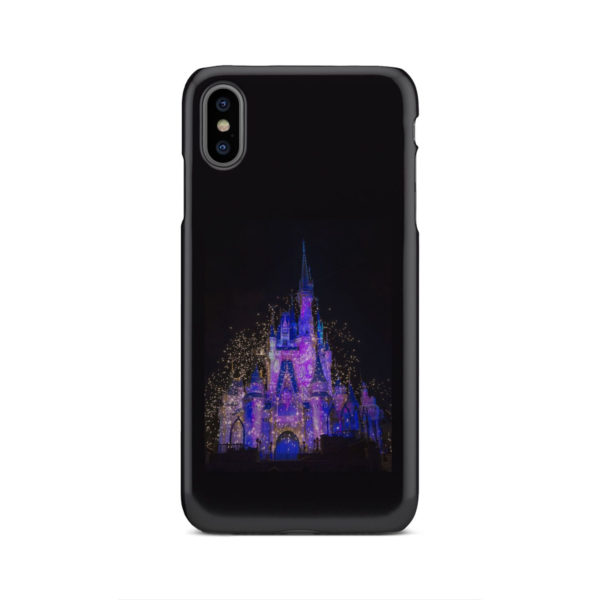 Disney Castle for Newest iPhone XS Max Case Cover