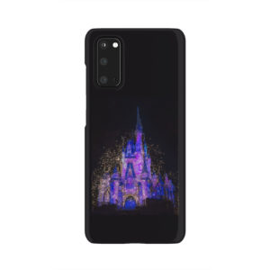 Disney Castle for Newest Samsung Galaxy S20 Case Cover