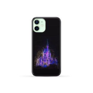 Disney Castle for Personalised iPhone 12 Mini Case Cover