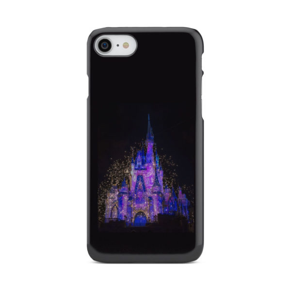Disney Castle for Personalised iPhone 7 Case
