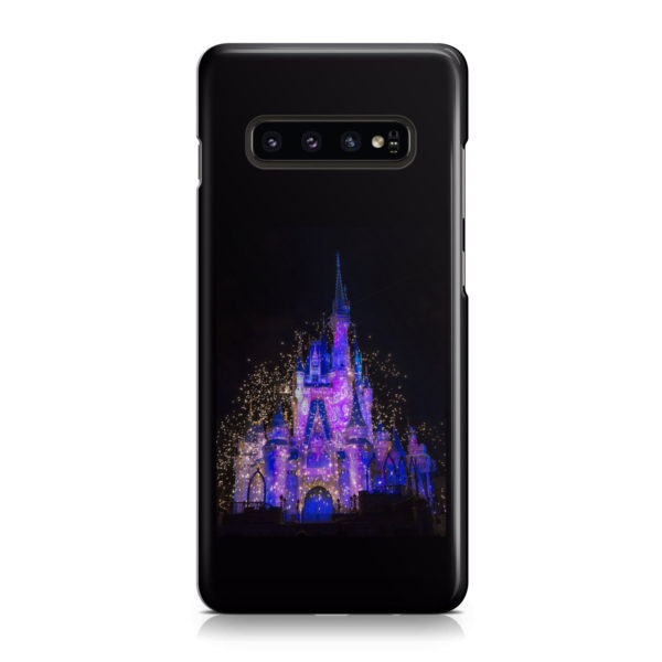 Disney Castle for Unique Samsung Galaxy S10 Plus Case