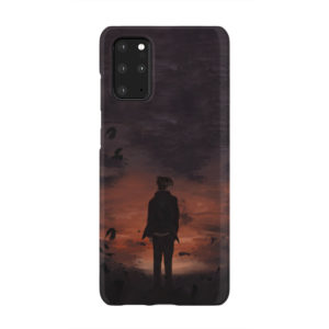 Eren Jaeger Attack on Titan for Beautiful Samsung Galaxy S20 Plus Case