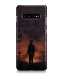 Eren Jaeger Attack on Titan for Customized Samsung Galaxy S10 Case Cover