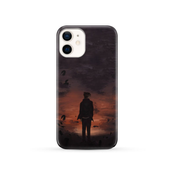 Eren Jaeger Attack on Titan for Newest iPhone 12 Case