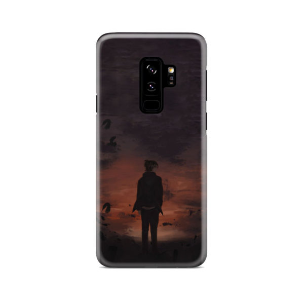 Eren Jaeger Attack on Titan for Nice Samsung Galaxy S9 Plus Case Cover