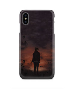 Eren Jaeger Attack on Titan for Personalised iPhone XS Max Case