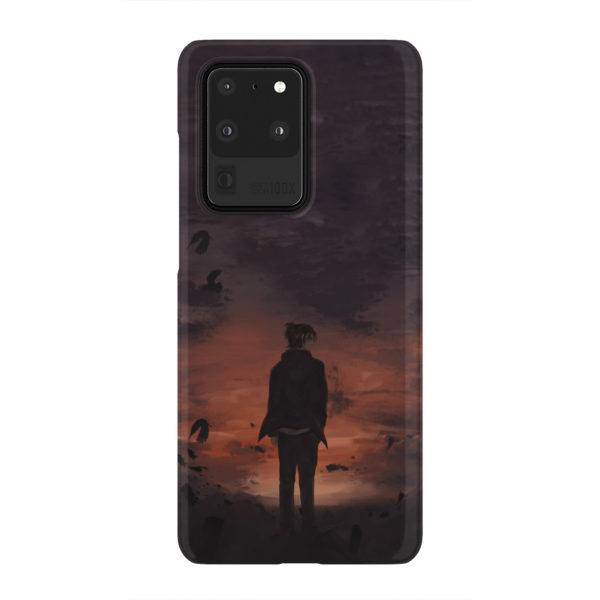 Eren Jaeger Attack on Titan for Premium Samsung Galaxy S20 Ultra Case Cover