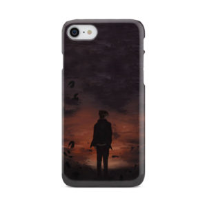 Eren Jaeger Attack on Titan for Simple iPhone 8 Case