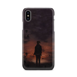 Eren Jaeger Attack on Titan for Simple iPhone X / XS Case Cover