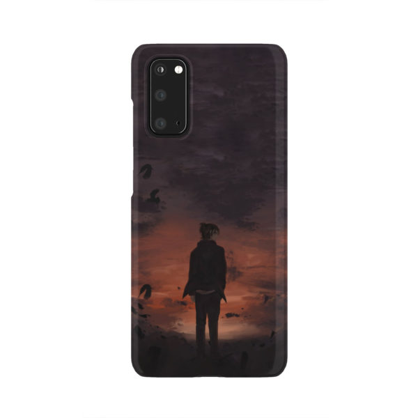 Eren Jaeger Attack on Titan for Simple Samsung Galaxy S20 Case