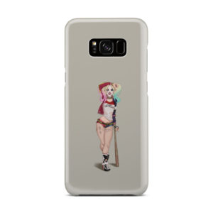 Harley Quinn Birds of Prey for Amazing Samsung Galaxy S8 Plus Case