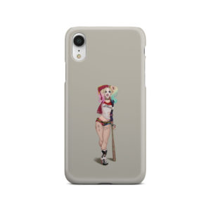 Harley Quinn Birds of Prey for Best iPhone XR Case Cover